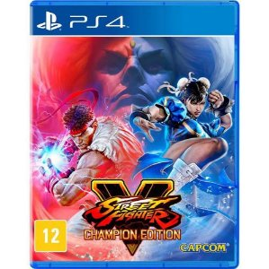 PS4 - Street Fighter V - Champion Edition