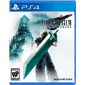 PS4 - Final Fantasy VII - Remake