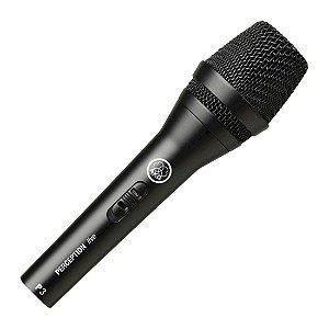 Microfone Dinâmico AKG P3S