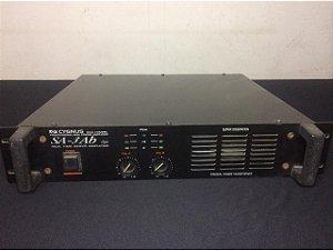 USADO: Amplificador Cygnus Sa 3ab - 780wrms