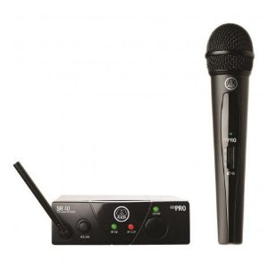 Microfone AKG s/Fio MINI VOCAL SET BAND-US25-A