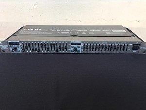 USADO: Equalizador Phonic GEQ 1502F