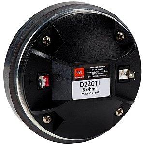 Driver JBL Selenium D220Ti Titânio - 80 Watts RMS