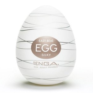 Masturbador Tenga Egg Silky- Original