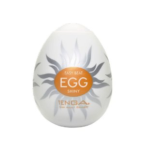 Masturbador Tenga Egg Shiny - Original