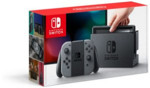 Console Nintendo Switch Preto
