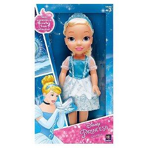 Boneca Minha Primeira Princesa Real Elsa Frozen Disney Mimo - Disa Toys acc009e0ec9