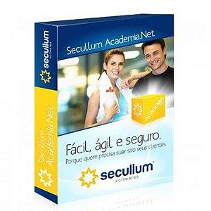 SOFTWARE PARA GERENCIAMENTO DE ACADEMIA SECULLUM ACADEMIA | Contrato Mensal