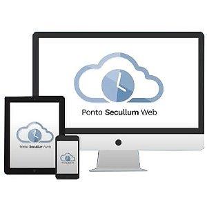 SISTEMA SECULLUM PONTO WEB | Plano mensal para 10 funcionários
