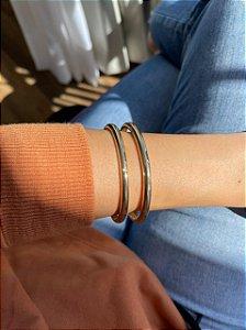 Bracelete Duplo AU