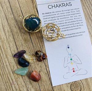 Cápsula dos 7 Chakras