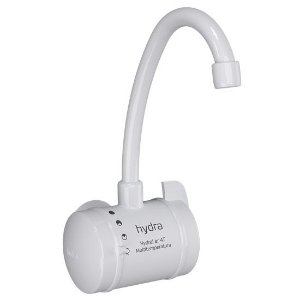 Torneira Elétrica Hydra p/ Parede Multitemperatura Hydralar 5500W 127V
