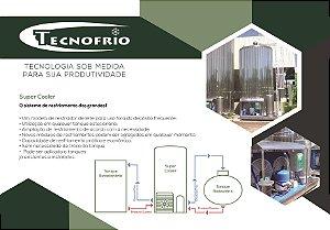 Equipamento Super Cooler - TECNOFRIO NOVO - Fabricamos sob Medida