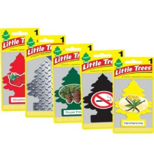 Little Trees Aromatizante Car Freshiner