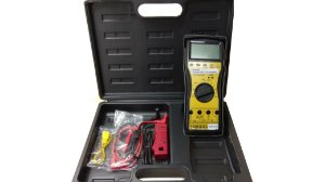 Multímetro Automotivo Digital Adm-9100 Planatc