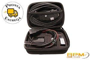 HD Scanner G4 Scanner Automotivo Profissional Conexão Bluetooth e USB