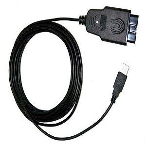 Cabo OBD2 USB de 5 Metrôs MotoCheck