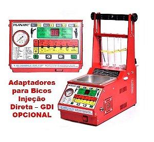 Maquina Limpeza Bicos Injetores Padrão/GDI LB-30000/GDI-OP