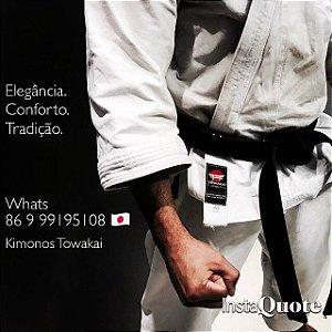 Kimono Karate Infantil - Lona
