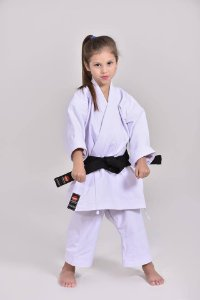 Kimono Karate Gi Medium Canvas Infantil