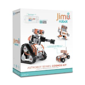 Robô Educacional Ubtech Jimu AstroBot Séries: Cosmos Kit