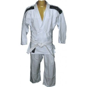 Kimono Judo Infantil Reforçado KMZ Branco