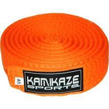 Faixa Kamikaze Sports Laranja