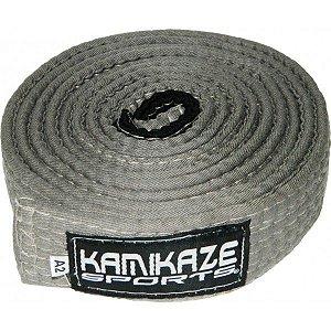 Faixa Kamikaze Sports Cinza c/ponteira