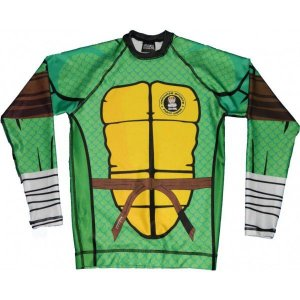 Rash Guard Turtle