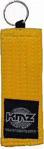 Chaveiro de Faixa Amarela