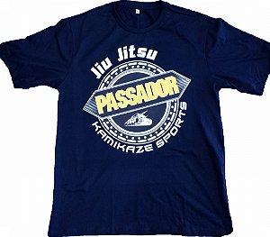 Camiseta Jiu Jitsu Passador