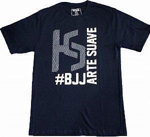 Camiseta Jiu Jitsu Arte Suave