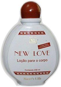 NEW LOVE LOÇÃO PARA O CORPO