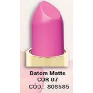 Batom Matte Rahda Stillo Top Cor 07