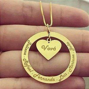 Kit De Produtos Personalizados Folheado A Ouro 18k