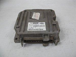 Módulo Injeção Eletronica Fiat Uno Mille cód 6160073802 Lt02