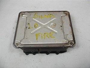 Módulo Injeção Eletronica Fiat Palio Fire flex cód iaw4afbpf