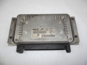 Modulo Injeção Eletronica Peugeot 206 cod. 0261206334