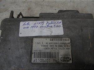 Módulo Injeção Eletronica Fiat Palio 1.0 8v Gasolina Lt21755 cod. IAW 1G7SD.1F