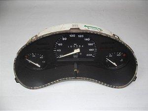Painel De Instrumentos Corsa Anos 94/02 200 Km/h preto Lt4
