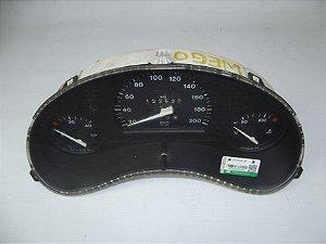 Painel De Instrumentos Corsa Anos 94/02 200 Km/h preto Lt3
