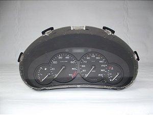 Painel De Instrumentos Peugeot 206 C/ 2 Tomadas Original