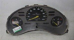 Painel De Instrumentos Classic 200 Km/h Fundo Cinza Original