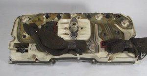 Painel De Instrumentos C/ Relogio Ford Escort Verona 87/92
