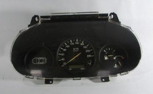 Painel De Instrumentos Digital Ford Fiesta Courier