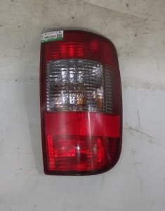 Lanterna Traseira S10 Anos 01/09 Lado Direito Original Cibié