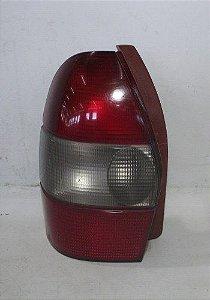 Lanterna Traseira Fiat Palio Weekend Anos 96/00 Ld. Esquerdo