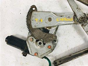 Maquina de Vidro Elétrica T.E Cherokee
