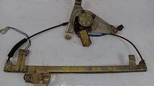 Maquina de Vidro Elétrica D.D Tempra 4P