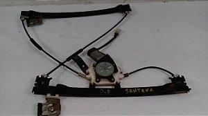 Maquina de Vidro Elétrica D.D Santana
